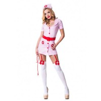 """Костюм для ролевых игр """"Похотливая медсестра """" Le FRIVOLE"""