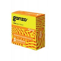 Презервативы GANZO JUICE № 3 ароматизированные