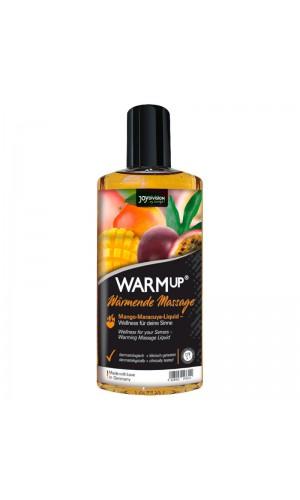Разогревающая смазка со вкусом манго и маракуи WARMup, 150 мл