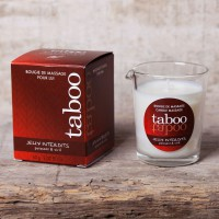 Массажная свеча Massage candle TABOO JEUX INTERDITS