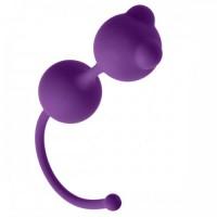 Вагинальные шарики Emotions Foxy Purple, фиолетовые