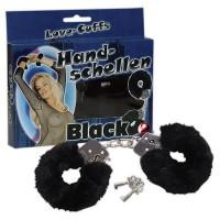 Наручники BDSM Hand Schallen, чёрные