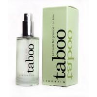 Духи для мужчин с феромонами TABOO for him,100 мл