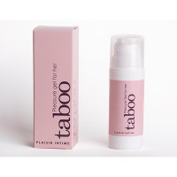 Стимулирующий крем для женщин TABOO PLAISIR