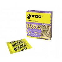 Презервативы GANZO SENSE № 3 ультратонкие