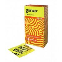 Презервативы GANZO JUICE № 12 ароматизированные